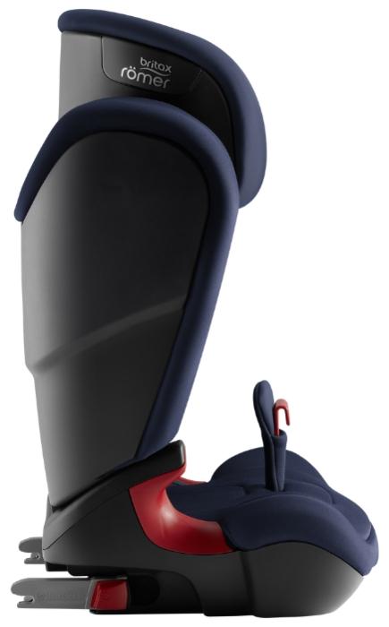 BRITAX ROMER Kidfix2 R 2/3 (15-36 кг) - комплектация: анатомическая подушка