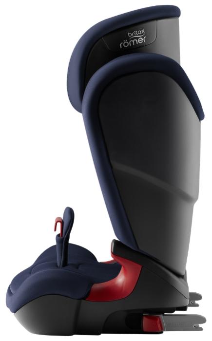 BRITAX ROMER Kidfix2 R 2/3 (15-36 кг) - 48x39x85см