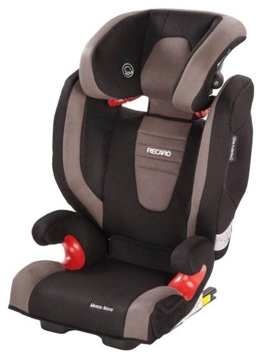 Recaro Monza Nova 2 SeatFix 2/3 (15-36 кг) - 55x48x74см