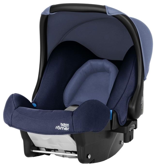 BRITAX ROMER Baby-Safe 0+ (до 13 кг) - крепление: автомобильные ремни