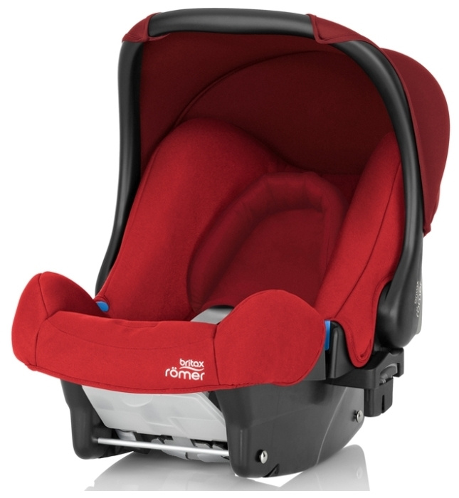 BRITAX ROMER Baby-Safe 0+ (до 13 кг) - 44x69x58см