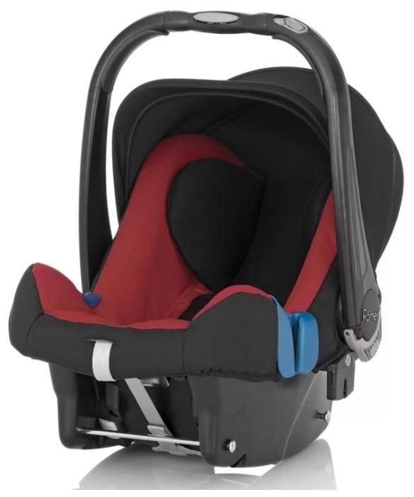 BRITAX ROMER Baby-Safe Plus II SHR 0+ (до 13 кг) - крепление: автомобильные ремни