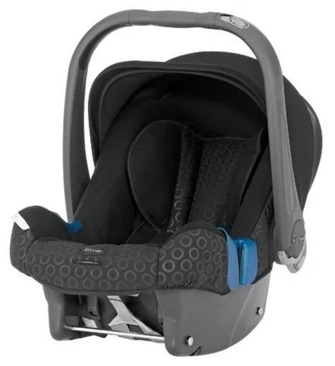 BRITAX ROMER Baby-Safe Plus II SHR 0+ (до 13 кг) - установка спиной вперед