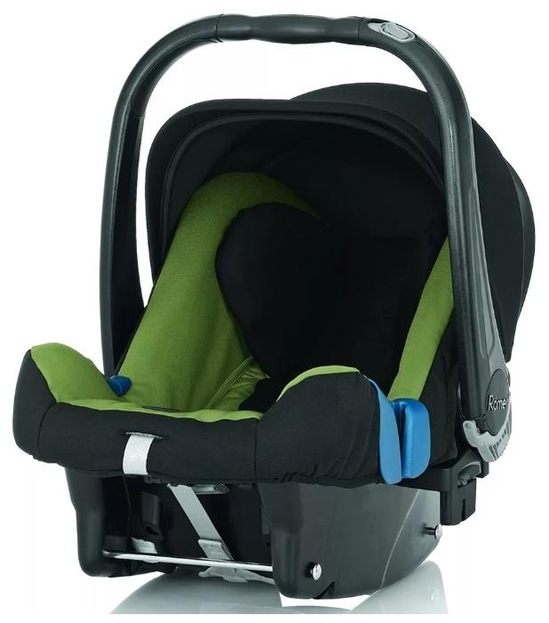BRITAX ROMER Baby-Safe Plus II SHR 0+ (до 13 кг) - 44x65x57см