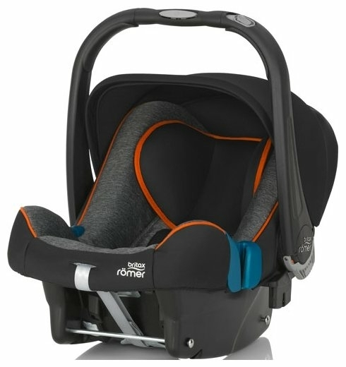 BRITAX ROMER Baby-Safe Plus II SHR 0+ (до 13 кг) - вес 4.7кг