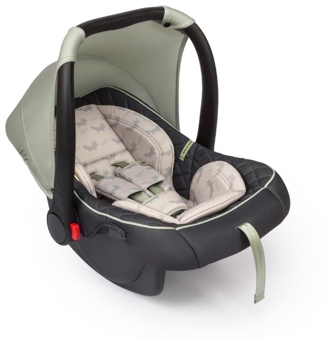 Happy Baby Skyler V2 0+ (до 13 кг) - крепление: автомобильные ремни