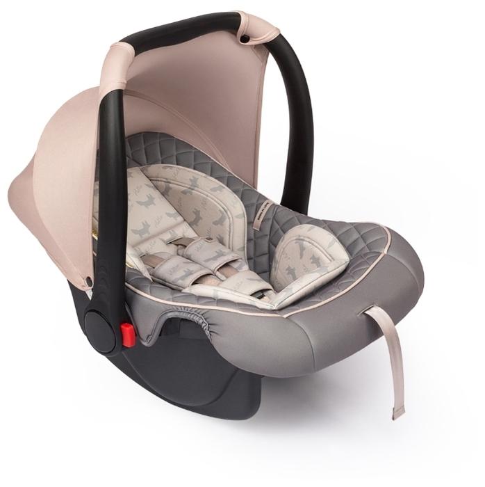Happy Baby Skyler V2 0+ (до 13 кг) - установка спиной вперед
