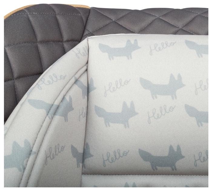 Happy Baby Skyler V2 0+ (до 13 кг) - комплектация: анатомическая подушка, мягкие накладки на внутренние ремни, капюшон / тент от солнца, ручка для переноски