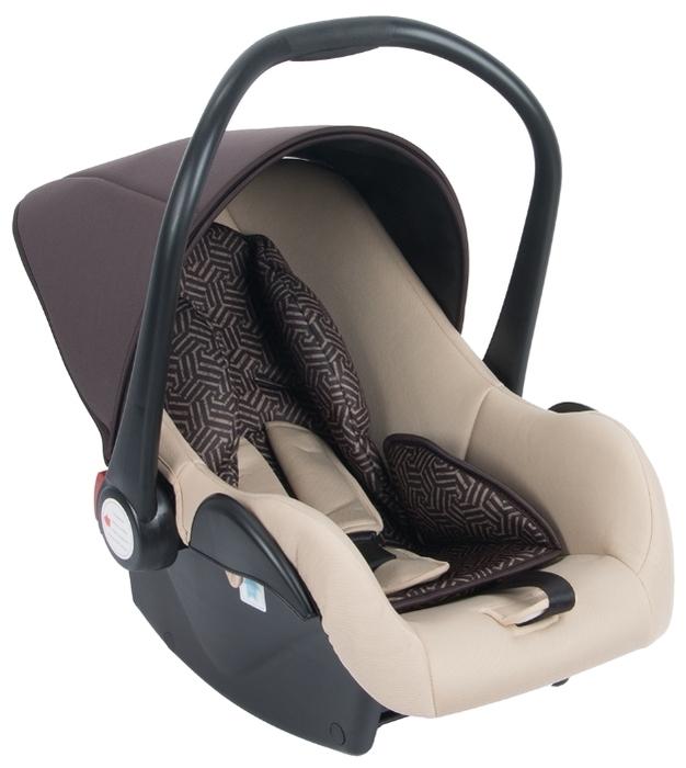 Lider Kids Baby Leader Comfort II 0+ (до 13 кг) - крепление: автомобильные ремни