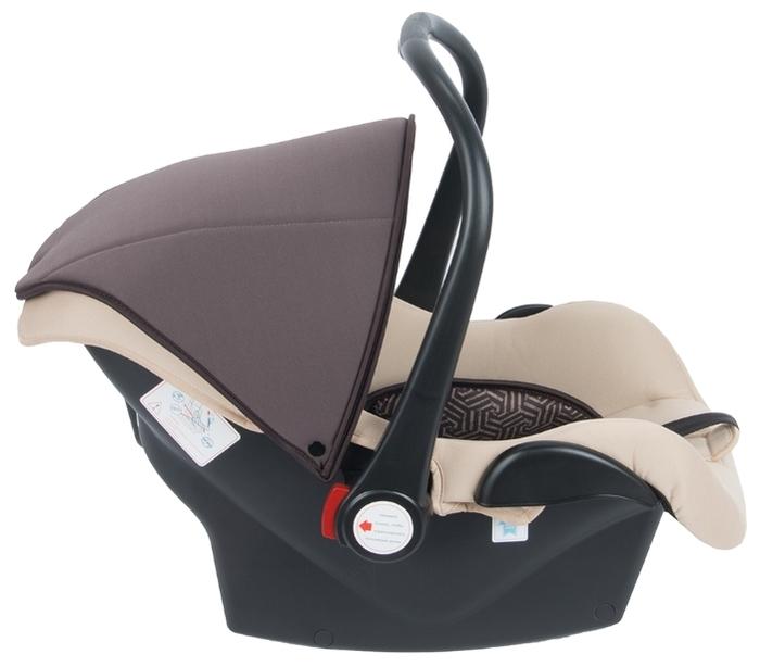 Lider Kids Baby Leader Comfort II 0+ (до 13 кг) - установка спиной вперед