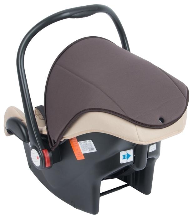 Lider Kids Baby Leader Comfort II 0+ (до 13 кг) - комплектация: анатомическая подушка, мягкие накладки на внутренние ремни