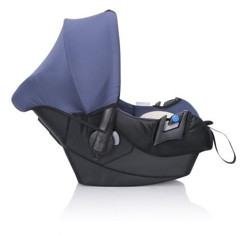 Smart Travel First 0+ (до 13 кг) - комплектация: анатомическая подушка