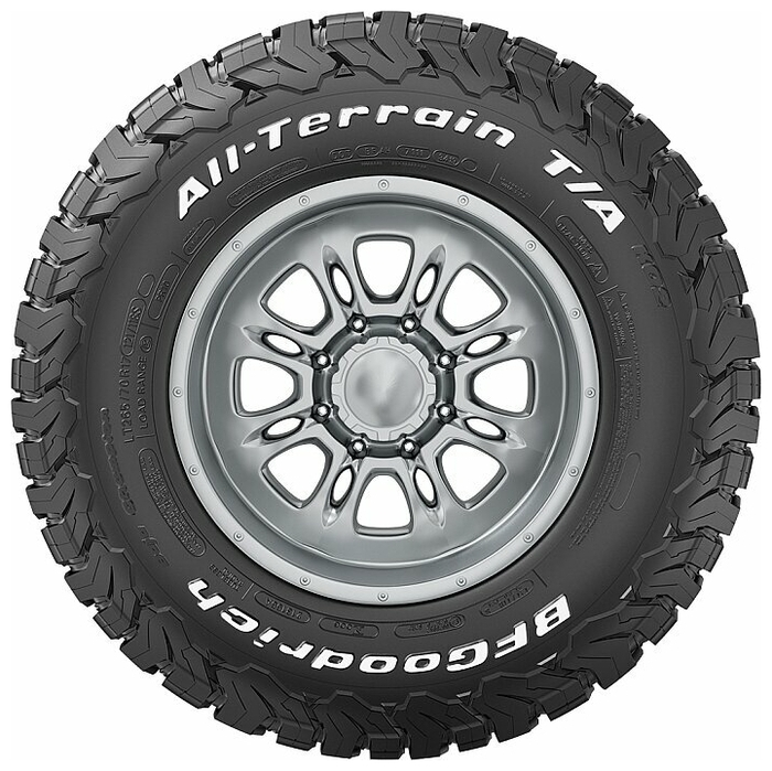 BFGoodrich All-Terrain T/A KO2 245/70 R17 119/116S летняя - летние шины