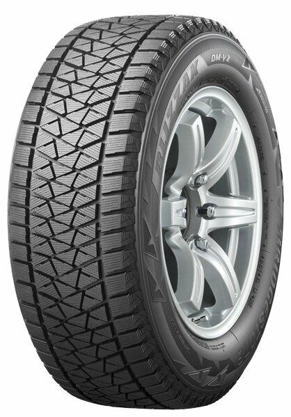 Bridgestone Blizzak DM-V2 255/60 R18 112S зимняя - для внедорожника, для легкового автомобиля