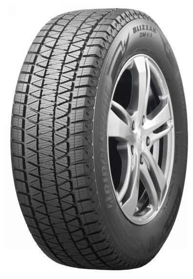 Bridgestone Blizzak DM-V3 255/60 R18 112S зимняя - для внедорожника
