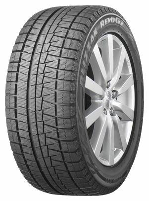 Bridgestone Blizzak Revo GZ 205/55 R16 91S зимняя - для легкового автомобиля