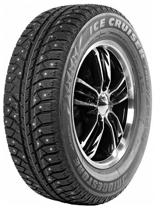 Bridgestone Ice Cruiser 7000S 195/65 R15 91T зимняя шипованная - для легкового автомобиля
