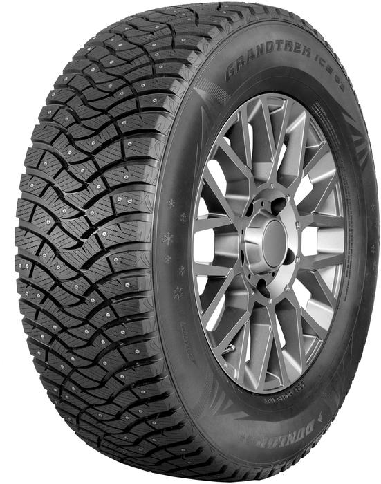 Dunlop Grandtrek Ice03 235/65 R17 108T зимняя шипованная - для внедорожника