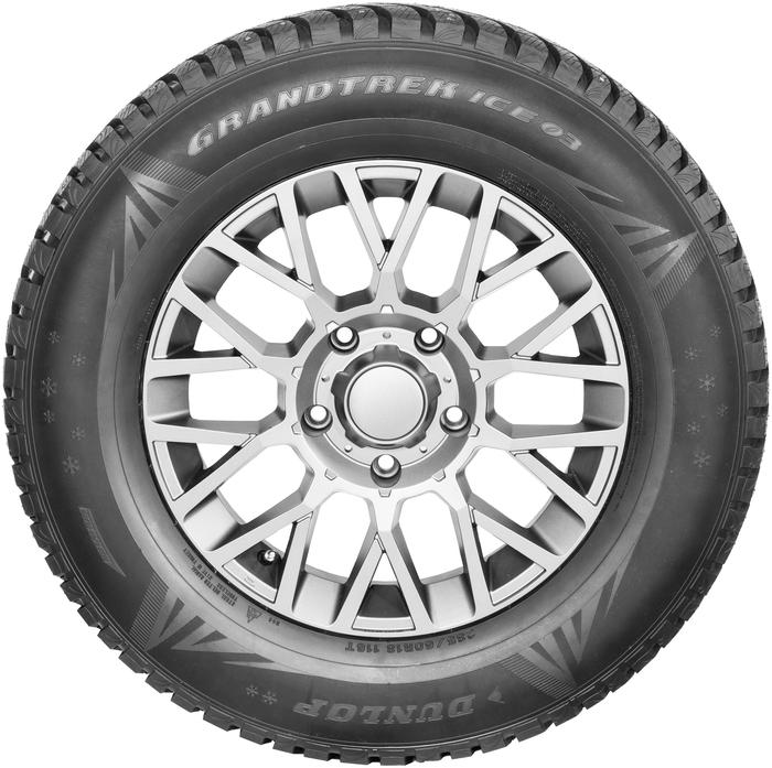 Dunlop Grandtrek Ice03 235/65 R17 108T зимняя шипованная - размер 235/65R17