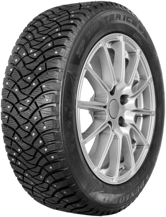 Dunlop SP Winter Ice 03 195/65 R15 95T зимняя шипованная - для легкового автомобиля