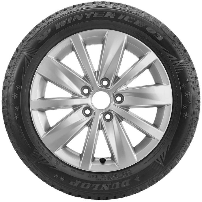 Dunlop SP Winter Ice 03 235/50 R18 101T зимняя шипованная - размер 235/50R18