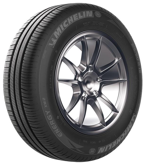 MICHELIN Energy XM2+ 205/55 R16 91V летняя - для легкового автомобиля