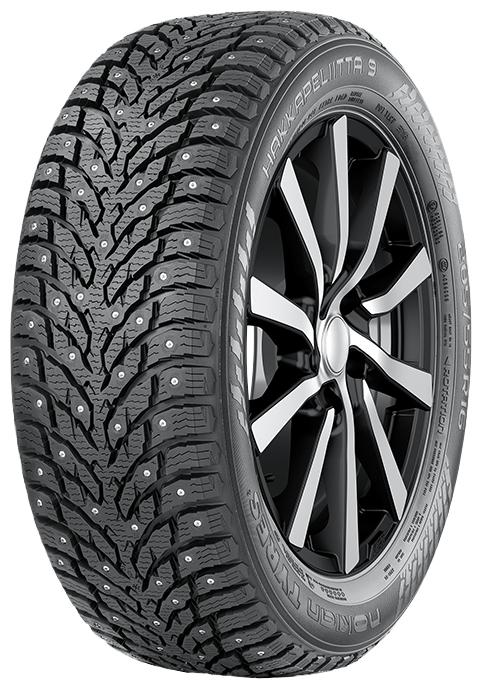 Nokian Tyres Hakkapeliitta 9 205/55 R16 94T зимняя шипованная - для легкового автомобиля