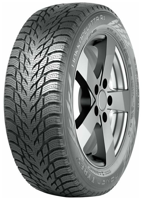 Nokian Tyres Hakkapeliitta R3 205/55 R16 91R RunFlat зимняя - для легкового автомобиля