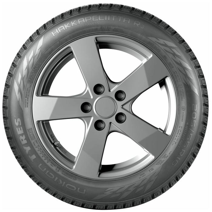 Nokian Tyres Hakkapeliitta R3 205/55 R16 91R RunFlat зимняя - зимние шины, без шипов