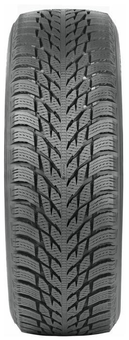 Nokian Tyres Hakkapeliitta R3 205/55 R16 91R RunFlat зимняя - размер 205/55R16