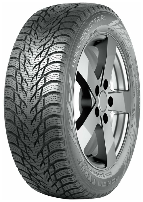 Nokian Tyres Hakkapeliitta R3 205/55 R16 94R зимняя - для легкового автомобиля