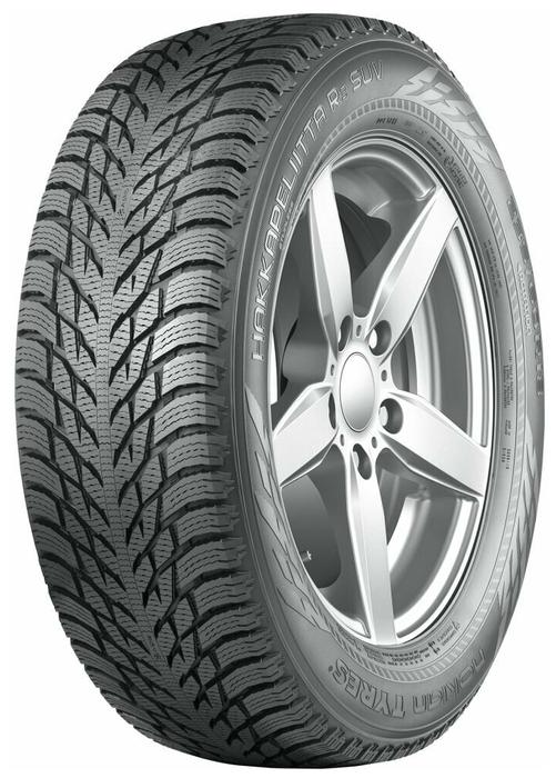 Nokian Tyres Hakkapeliitta R3 SUV 255/60 R18 112R зимняя - для внедорожника