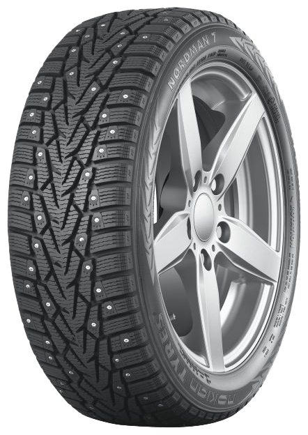 Nokian Tyres Nordman 7 195/65 R15 95T зимняя шипованная - для легкового автомобиля