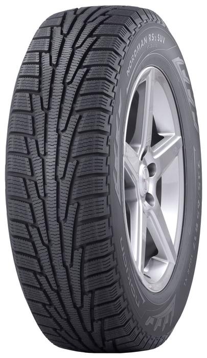Nokian Tyres Nordman RS2 SUV 255/60 R18 112R зимняя - для внедорожника