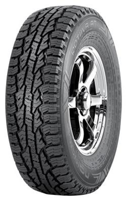 Nokian Tyres Rotiiva AT 215/70 R16 100T летняя - для внедорожника, для легкового автомобиля
