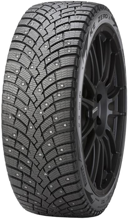Pirelli Ice Zero 2 205/55 R16 94T зимняя шипованная - для легкового автомобиля