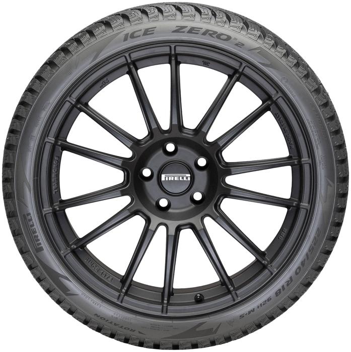 Pirelli Ice Zero 2 235/50 R18 101H зимняя шипованная - размер 235/50R18