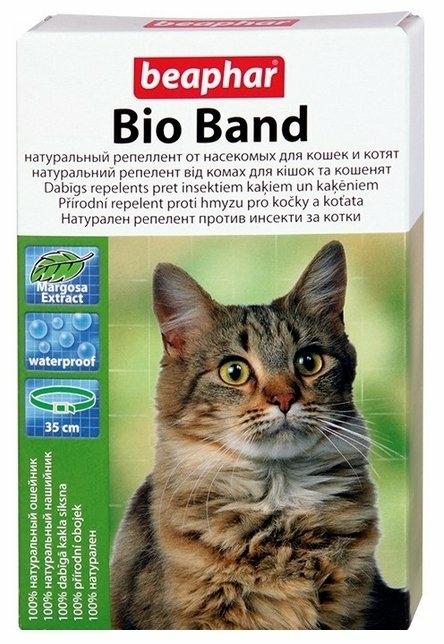 Beaphar Bio Band - продолжительность защиты 120дней