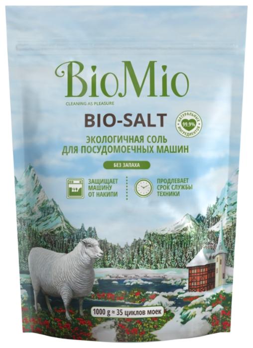 BioMio Bio-Salt, 1 кг - назначение: смягчение воды