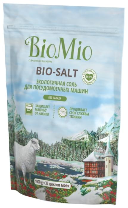 BioMio Bio-Salt, 1 кг - особенности: без отдушки