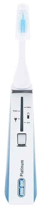 Emmi-dent 6 Platinum - питание: от аккумулятора