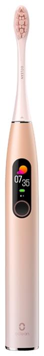 Oclean X Pro - питание: от аккумулятора