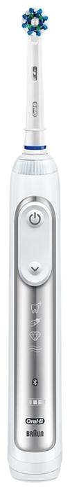 Oral-B Genius 8000 - насадки в комплекте: стандартная, отбеливающая, мягкая