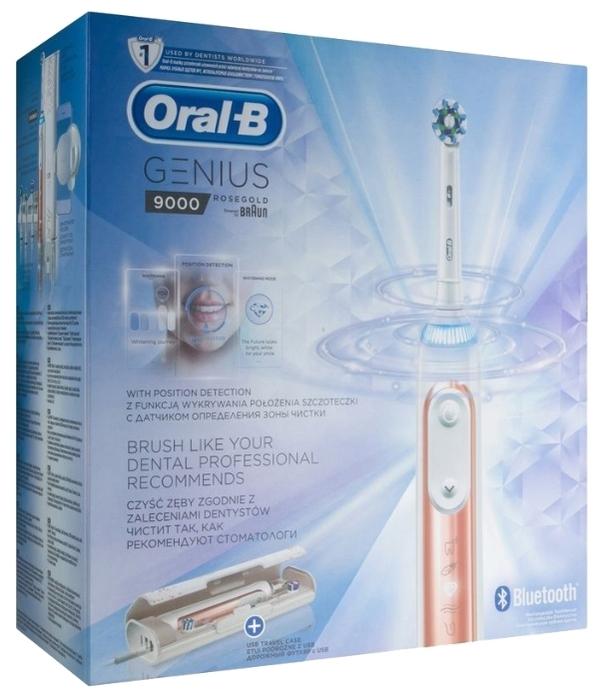 Oral-B Genius 9000 - пульсаций в минуту: 48000