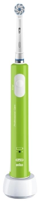 Oral-B Junior - питание: от аккумулятора