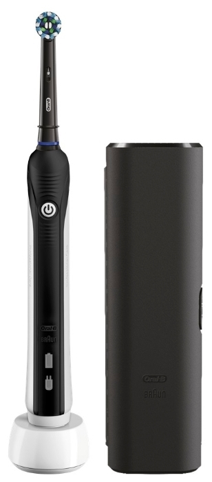 Oral-B Pro 750 CrossAction - тип: стандартная