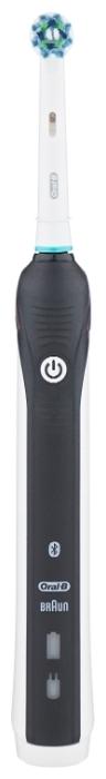 Oral-B Smart 4 4900 - насадки в комплекте: стандартная, отбеливающая