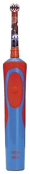 Oral-B Stages Power Тачки D12.513K + чехол - тип: стандартная