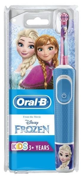 Oral-B Vitality Kids Frozen D100.413.2K - назначение: для детей