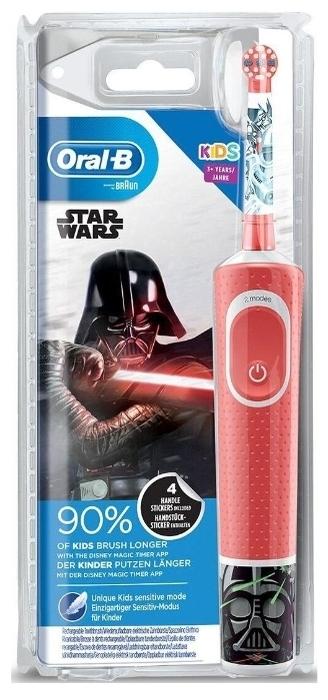 Oral-B Vitality Kids Star Wars D100.413.2K - назначение: для детей